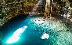 Alistan registro digital de cenotes